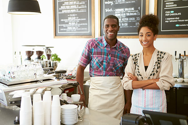 Coffe shop owners